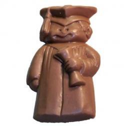 Paleta de Chocolate Carita Santa