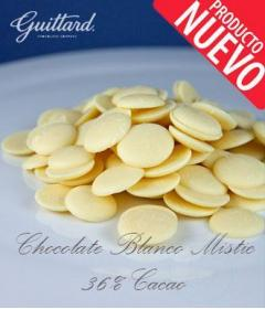 Guittard Mystic White 36% Cacao 500gr