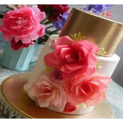 Curso de Flores de Oblea